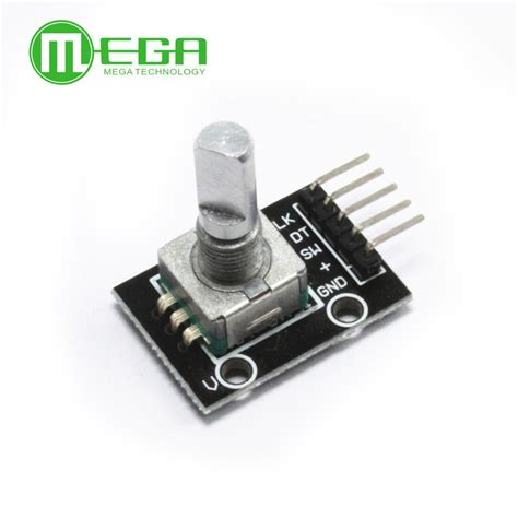 Rotary Encoder Module Ky 040 aliexpress buy b401 rotary encoder module for free shipping dropshipping ky 040 from