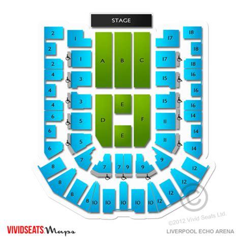 liverpool echo arena floor plan image gallery liverpool echo arena layout
