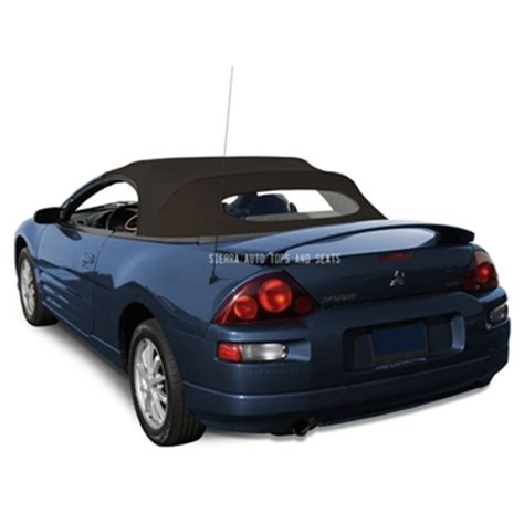 2000 2005 mitsubishi eclipse convertible top black