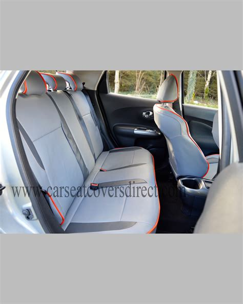 nissan juke car seat covers nissan juke grey seat covers custom tailored seat covers
