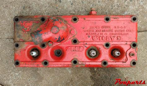 continental motor motor continental go 4 cilindros jeep willys r 3