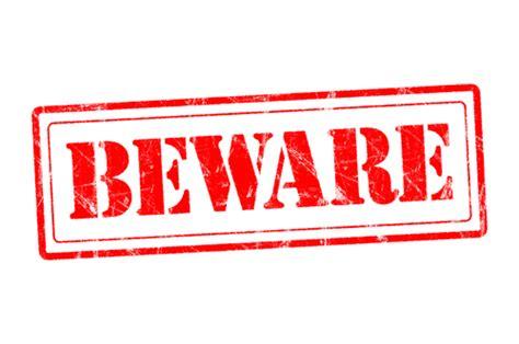 beware of beware turnaround tour shoppros