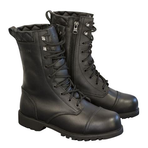 waterproof biker boots merlin g24 ladies combat boots waterproof biker boots