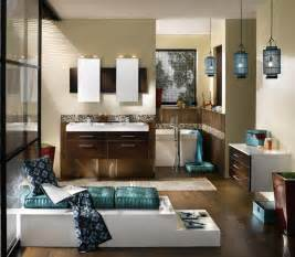 Interior Designs Ideas Awesome Stylish Bathrooms From Delpha
