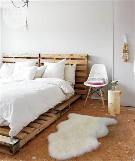diy pallet bed plans 42 diy recycled pallet bed frame designs