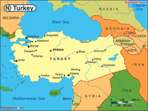 middle east map turkey ankara map turkey middle east map