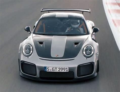 Porsche Gt2 991 by Porsche 911 991 Gt2 Rs Stuttcars