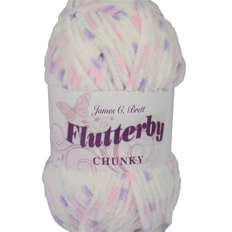 B29 Soft Pink buy c brett flutterby chunky at athenbys uk