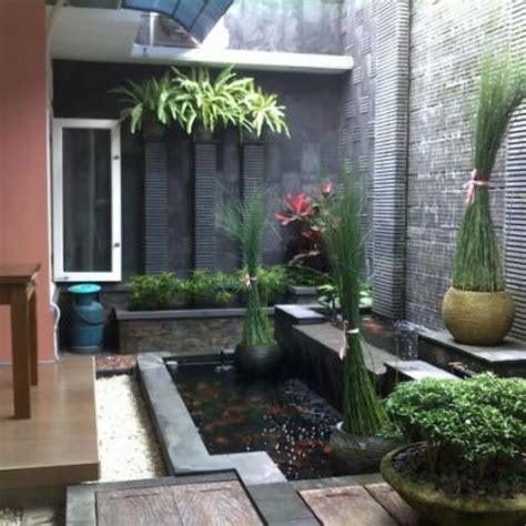 desain dapur sederhana 2015 contoh dan gambar kolam ikan unik rumah minimalis gambar