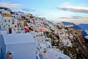 photos from the magnificent island of santorini greece
