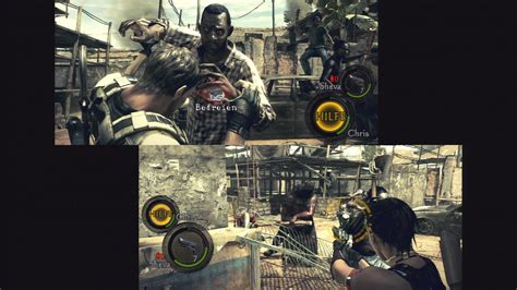 Coop Ps3 by Review Resident Evil 5 Ps3