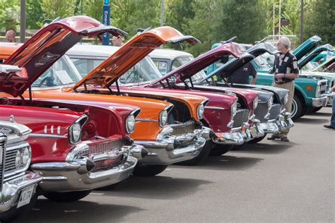 Event Coverage 20th Annual Memorial Weekend Classic Car