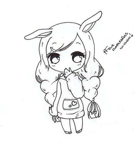 imagenes de nekos kawaii para dibujar imagenes de anime kawaii neko para dibujar