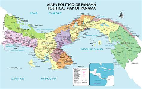 panama city on map gudu ngiseng map of panama city