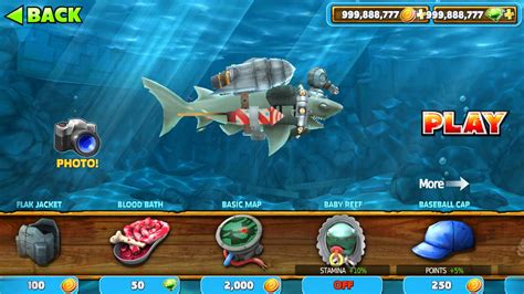 mod game hungry shark download hungry shark evolution v3 7 0 mod apk android zone
