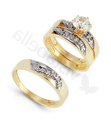 babanina s blog antique wedding ring trio sets