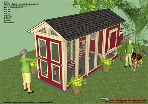 designs for chicken houses home garden plans m102 chicken coop plans construction chicken coop design how