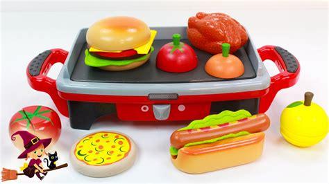 imagenes de juguetes inteligentes comiditas de juguetes 5 comidas diferentes youtube
