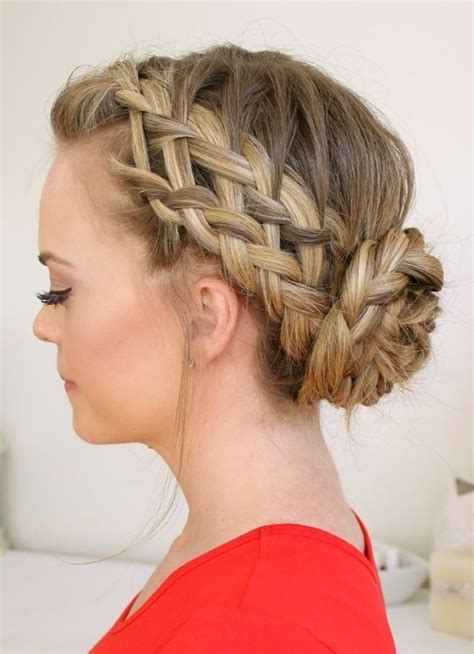 Hairstyles Buns For Medium Hair 101 easy bun hairstyles for hair and medium hair