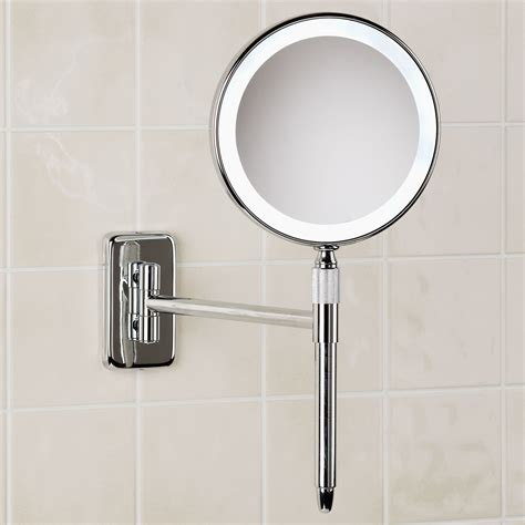 bed bath and beyond mirror with lights lighted makeup mirror bed bath and beyond