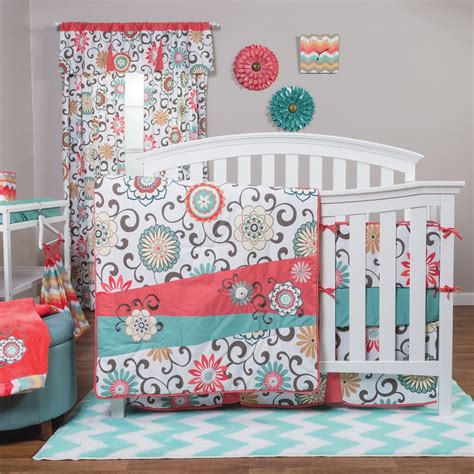 best crib bedding top 10 best baby girl crib bedding sets in 2017 reviews