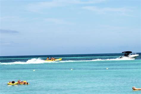 banana boat palm beach passeio de banana boat em aruba falando de viagem