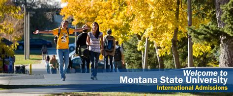 Of Montana Mba Requirements by International Admissions International Admissions