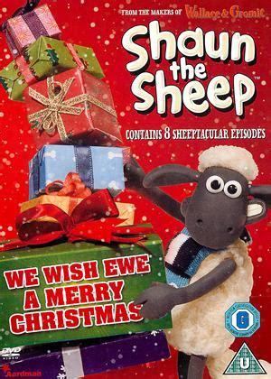 rent shaun  sheep   ewe  merry christmas  film cinemaparadisocouk