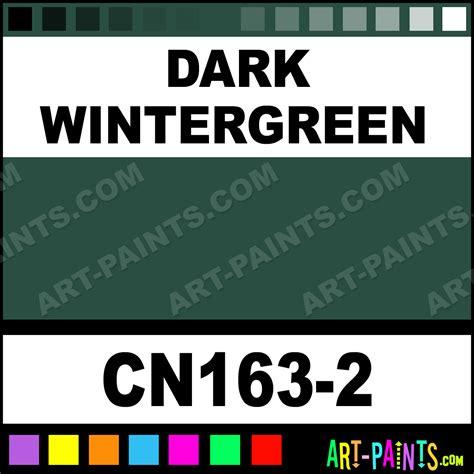 wintergreen color wintergreen concepts underglaze ceramic paints