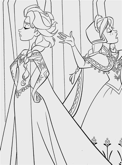 frozen coloring pages elsa ice castle 17 best beautiful coloring pages frozen ready to print