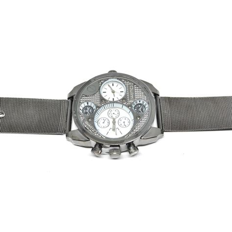 Jam Tangan Oulm Stainless Band Fashion 3221b 1 oulm jam tangan analog stainless steel 9316 white silver jakartanotebook