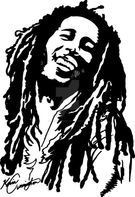 bob marley drawing by letkevindesignit on deviantart