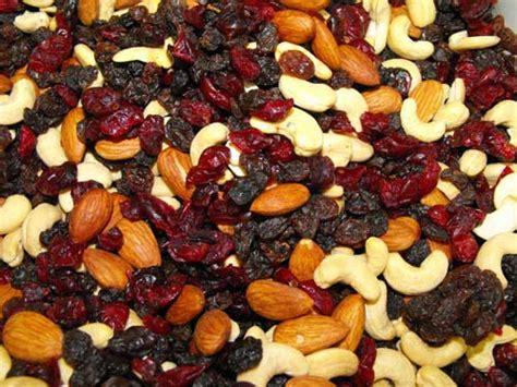 Mixed Dried Fruit walks around britain s top 5 snacks to take on walks