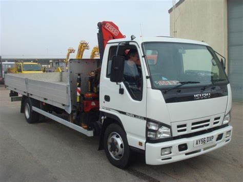 isuzu nqr 2007 in ipswich friday ad