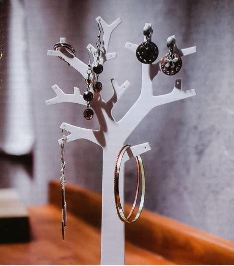 jual designed tempat anting gelang kalung cincin aksesoris tree toko jempol