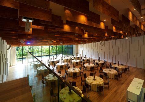 Garden Terrace Banquets by Kengo Kuma Transforms Brownfield Into Garden Terrace Miyaki
