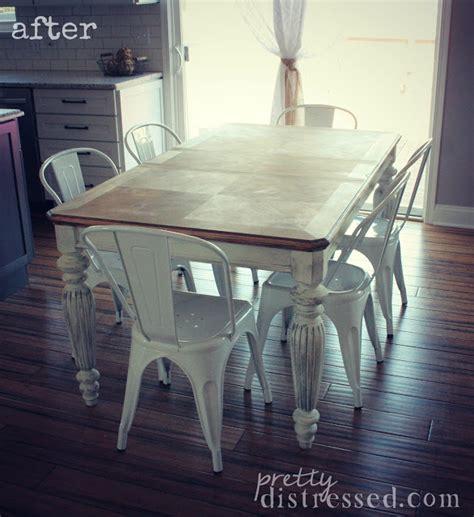 white farmhouse kitchen table pretty distressed the of a farmhouse table
