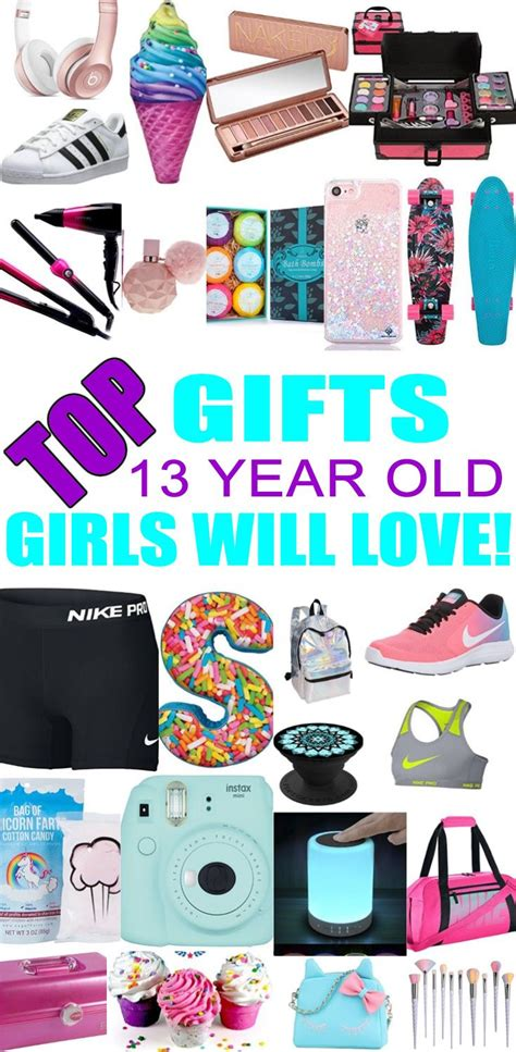 best gifts for 13 year old girls gift suggestions tween