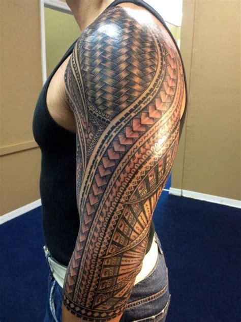 long sleeve tattoo designs sleeve tribal for on arm jpg 573 215 766