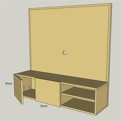 wall mounted media cabinet diy wall mounted media cabinet buildsomething