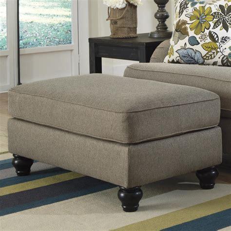 hariston sofa and loveseat ashley furniture hariston shitake rectangular ottoman