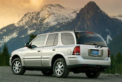 kelley blue book classic cars 2004 buick rainier security system image gallery 2005 buick suv