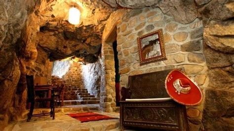 Two Tales Sleepers In The Cave Two Gardens Favourite Tales From bisbee s cave house featured in forbes local news tucson