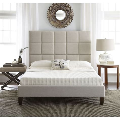 upholstered headboards montreal 25 best ideas about upholstered beds on pinterest