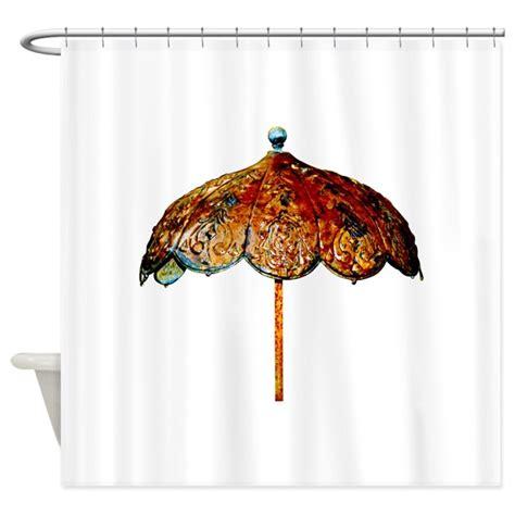 umbrella curtain iron umbrella shower curtain by kitchykool