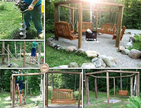 pit ideas with swings 17 best ideas about pit swings on outdoor