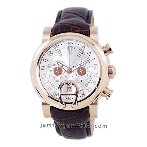 Jam Tangan Pria Wanita Aigner Bari Blue Gold harga sarap jam tangan aigner bari kulit elegan coklat rosegold