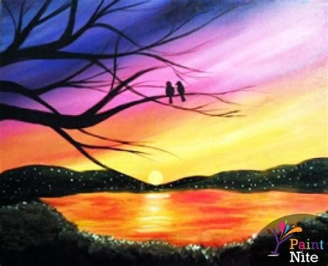 paint nite sherwood park worcester park toronto and bar on