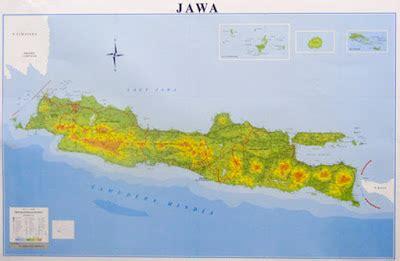 Jual Batik Peta Indonesia jual peta pulau jawa murah berkualitas jual peta