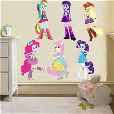 my little pony home decor my little pony equestria girls decal removable wall